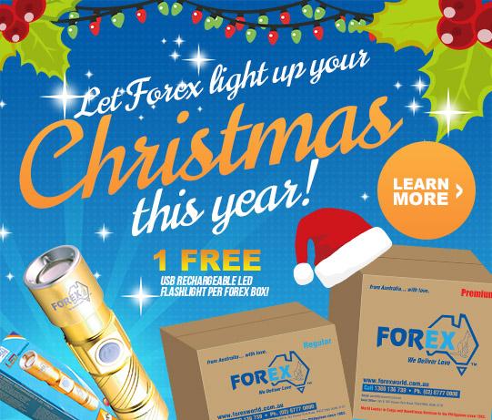 Forex Christmas 2016