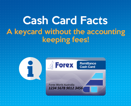 Forex card or cash