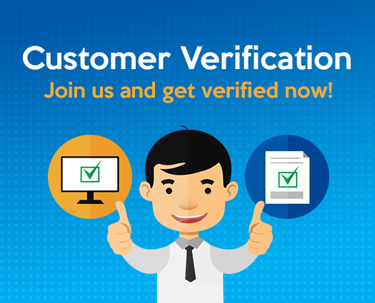 Forex Customer Verification